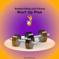 """Bodybuilding and Fitness, """"Gym equipment symbolize Bodybuilding and Fitness Start up Plan"""" Bodybuilding and Fitness"""