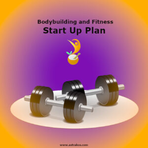 "Bodybuilding and Fitness, ""Gym equipment symbolize Bodybuilding and Fitness Start up Plan"" Bodybuilding and Fitness"