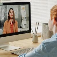 Telenutrition specialist, Child take online course